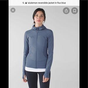 Size 8 reversible In Flux  jacket